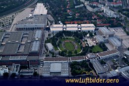 Luftbild Messe Berlin